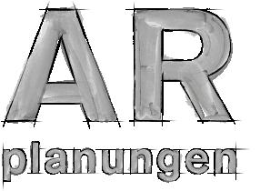 Logo AR planungen gmbh