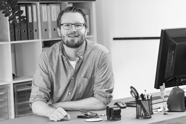 Portrait Adrian Riesen
